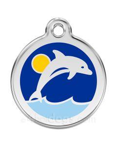 Hundetegn Delfin Large