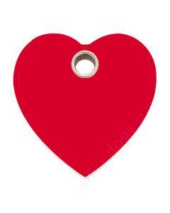 Hjerte large-Rød