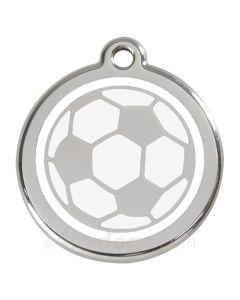 Hundetegn Fodbold Large