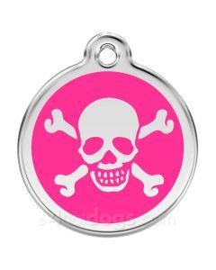Dødning large-Hot pink