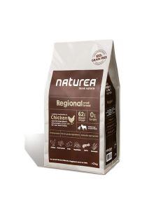 Naturea GF Regional hundefoder små hunde, 2kg