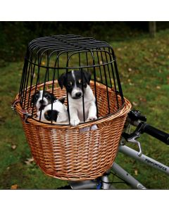 Cykelkurv til hunden