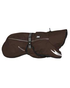 Hurtta Outdoors Torrent regnslag til hund-Brun-Ryg 45 cm