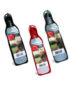 På tur drikkeflaske til hund, 500 ml.