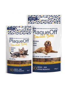 Plaque off mod dårlig ånde hos hunde