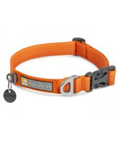 Ruffwear Front Range halsbånd-Orange-S: 28-36