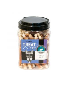 TreatEaters Twisted Duck 400 gram