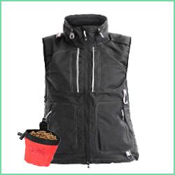 Tøj og Tasker til hundetræning
