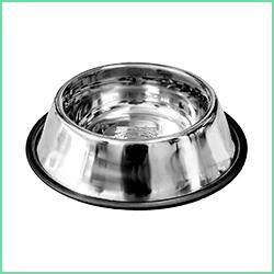 Hundeskåle i Metal