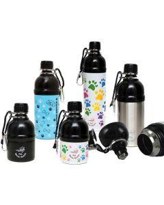 Drikkeflaske til hund