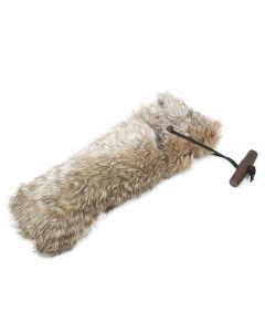Dummy med pels