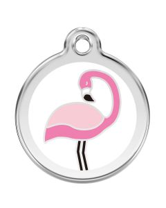 Hundetegn med Flamingo small