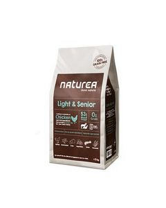 Naturea GF Light/senior-2kg
