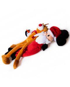 Christmas hunde julebamser
