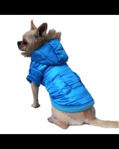Dog Coat - Lyseblå