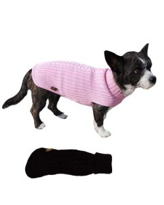 Hundesweater i merino uld