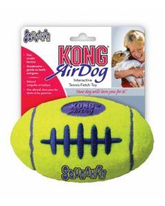 KONG AirDog Squeaker Football tennisbold