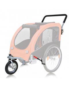 Ombygningssæt - Cykelvogn til Jogger