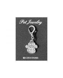 Pet Jewelry Charm Paw