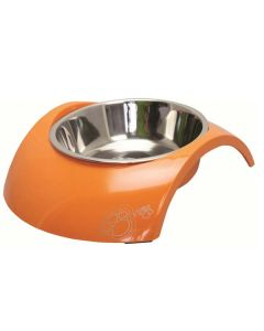 Rogz Bowl Luna, Orange